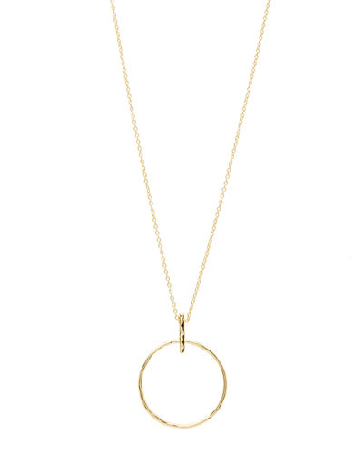 Balboa Ring Pendant Necklace