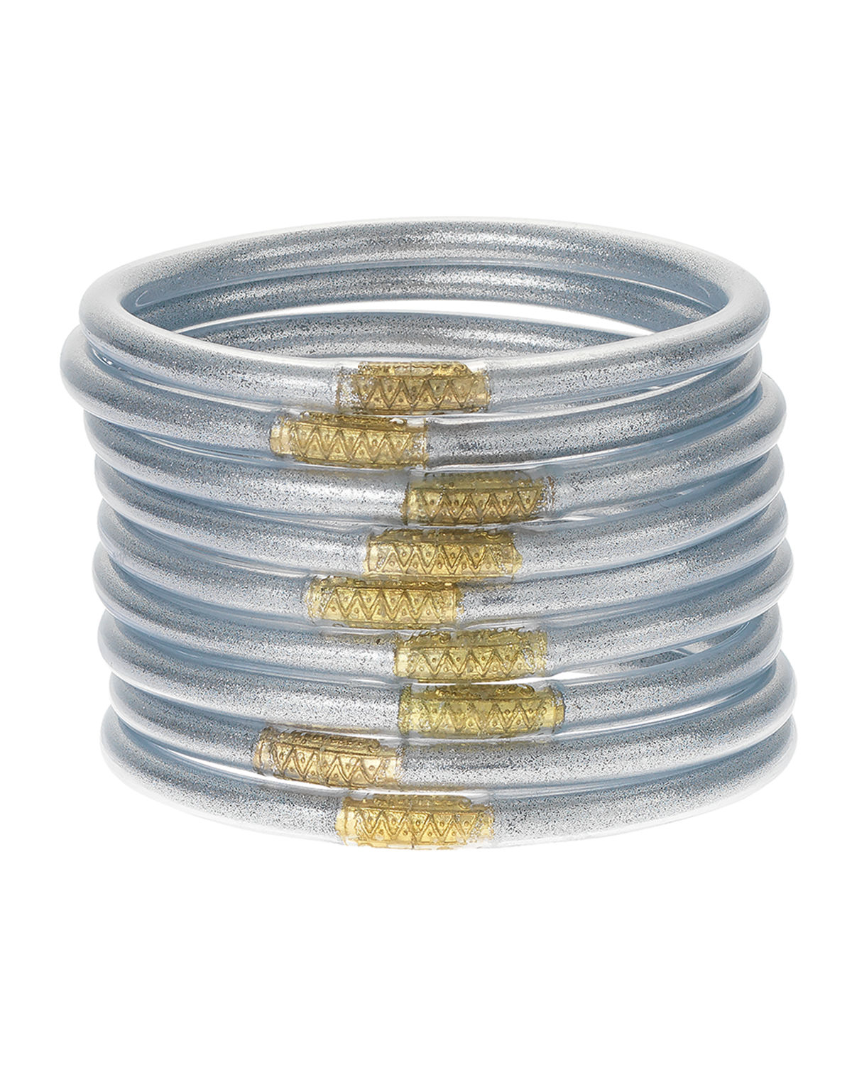 Gold All-Weather Bangles