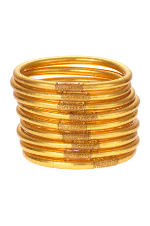 BuDhaGirl All-Weather Bangles, Size S-L