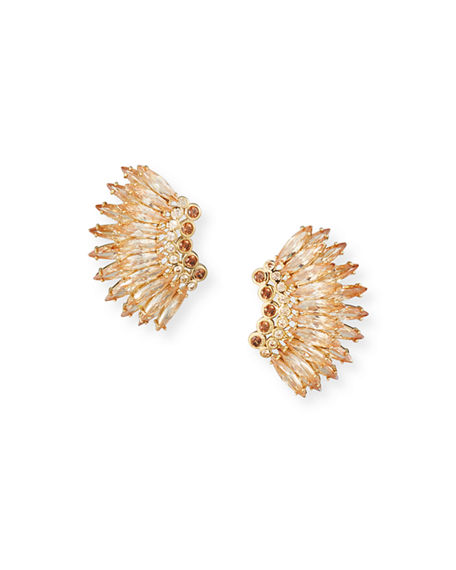 Mignonne Gavigan Mini Madeline Crystal Earrings