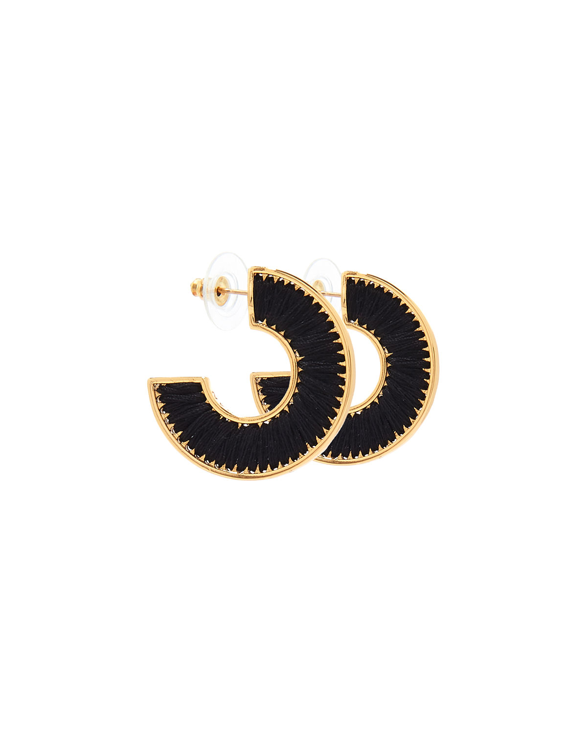 Mignonne Gavigan Accessories MINI FIONA HOOP EARRINGS