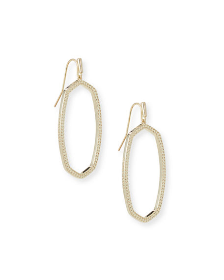Kendra Scott Elle Open Frame Earrings