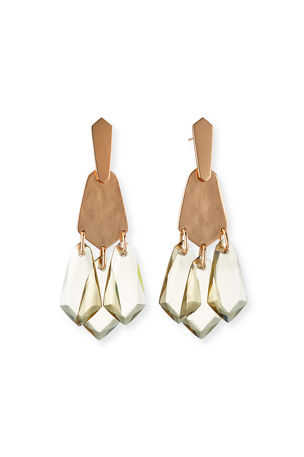 Kendra Scott Loris Statement Earrings
