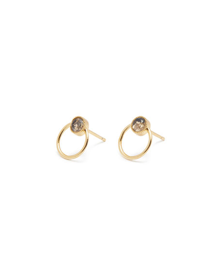 gorjana Camille Stud Earrings