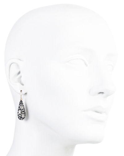 Alexis Bittar Dust Dew Drop Earrings