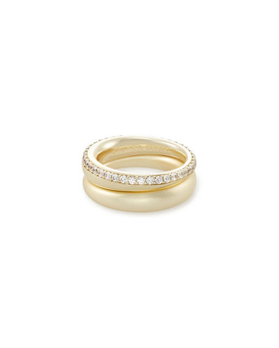 Colette Rings, Set of 2, Size 6-8