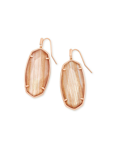Kendra Scott Elle Faceted Drop Earrings