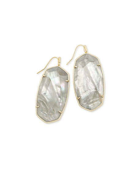 Kendra Scott Danielle Faceted Drop Earrings