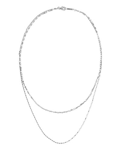 14k Tried 2-Strand Necklace