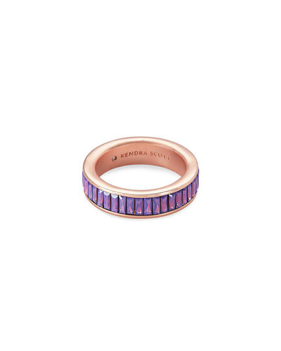 Jack Band Ring, Size 6-8
