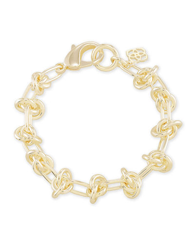 Presleigh Knotted Chain Bracelet