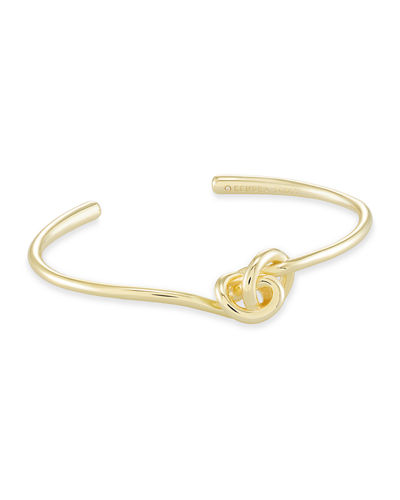 Presleigh Knotted Cuff Bracelet