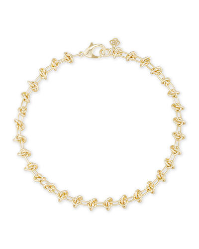 Presleigh Knotted Collar Necklace