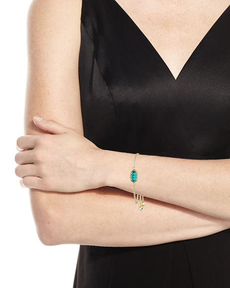 Image 2 of 2: Kendra Scott Elaina Station Bracelet