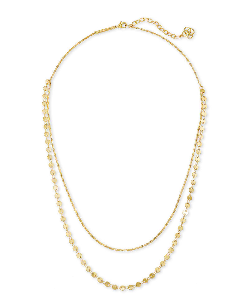Kendra Scott Sydney Two-Layer Necklace