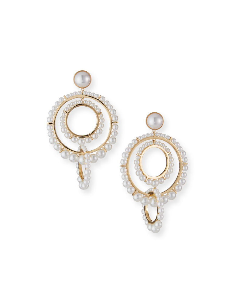 Mignonne Gavigan Carter Hoop Earrings