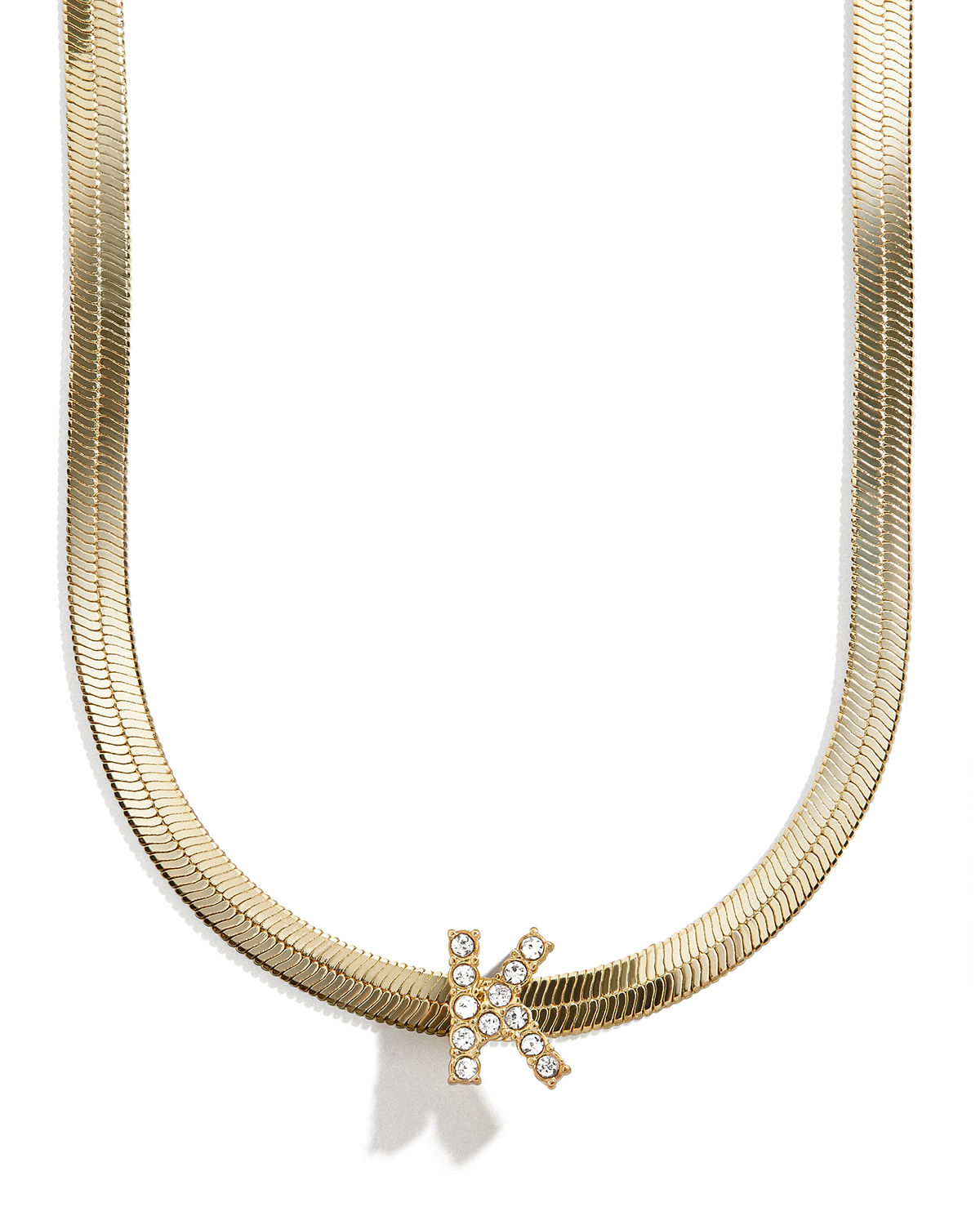 Baublebar Necklaces GINA INITIAL NECKLACE