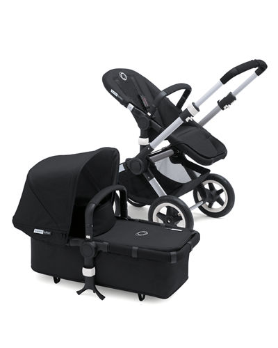 Bugaboo Buffalo Stroller Base & Tailored Fabric Set,