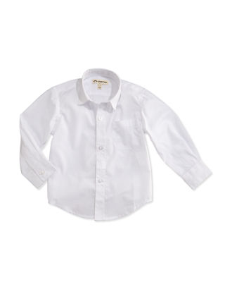 Appaman Solid Button-Down Shirt, 2T-14