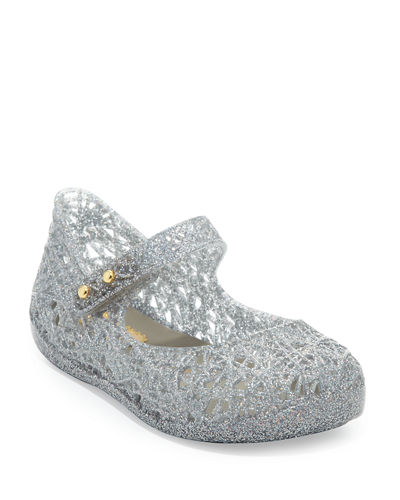 Mini Campana Zigzag VI Mary Jane Flat, Toddler Sizes 5-10