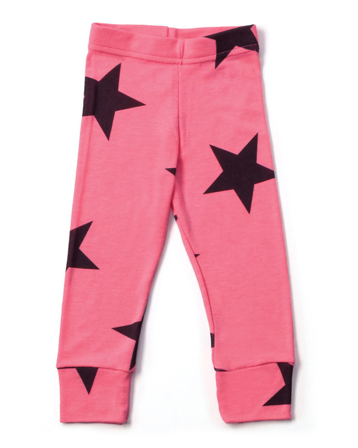 Star-Print Leggings, Size 18M-5