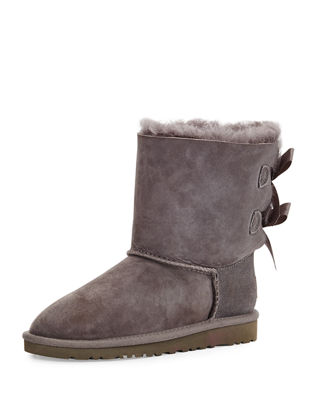 UGG Australia Bailey Boot with Bow, Youth