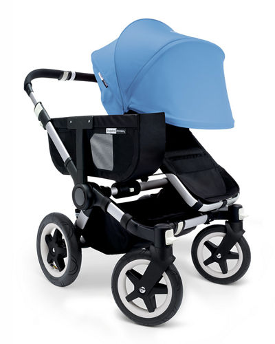 Bugaboo Donkey Stroller Base, Bassinet Base, Duo Extension
