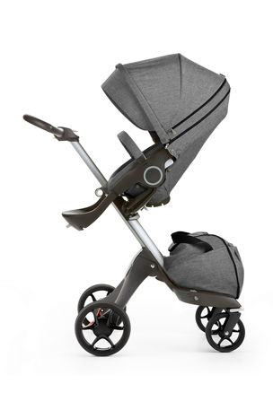 Stokke Xplory® V5 Adjustable-Height Stroller