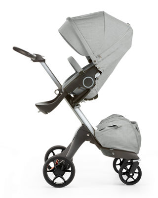 Xplory® V5 Adjustable-Height Stroller