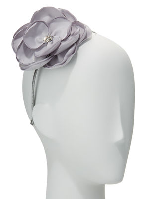 Bari Lynn Girls Silk Flower Stretch Headband Wmmt1LgpZx