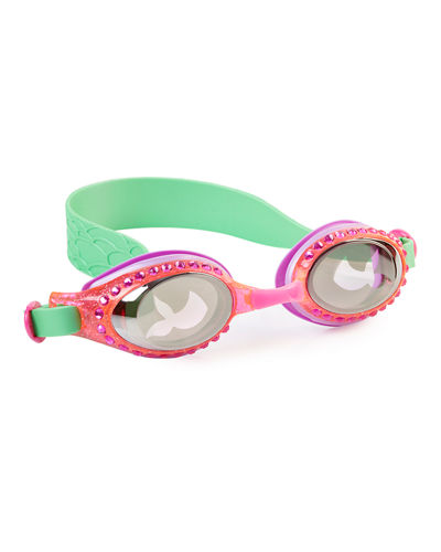 Mermaid in Training Goggles