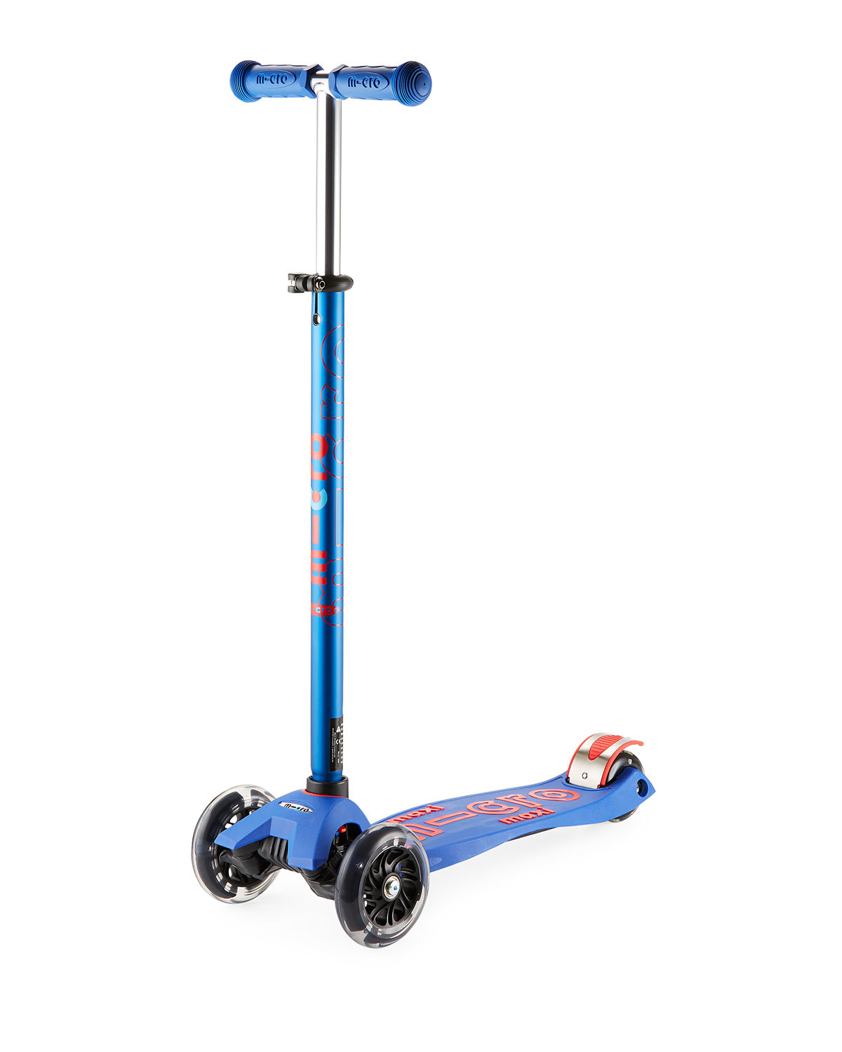 Kids Maxi Deluxe Scooter w LightUp Wheels