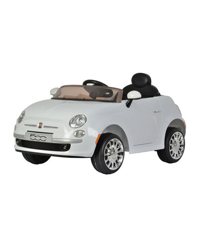 Kids' Fiat 500 12V Ride-On Car