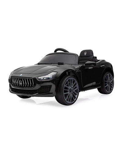 Kids' Maserati Ghibli 12V Ride-On Car