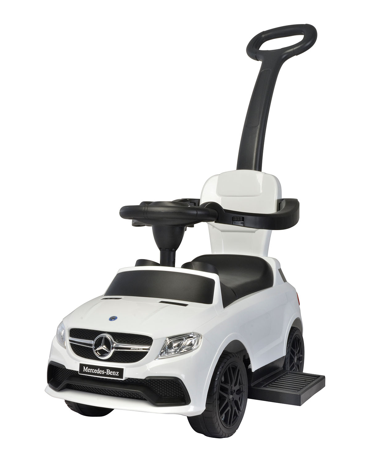 Mercedes 3in1 Push Car Toy