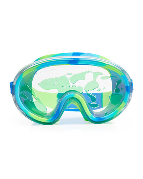 Image 1 of 3: Bling2o Kids' Molten Lava Swim Mask