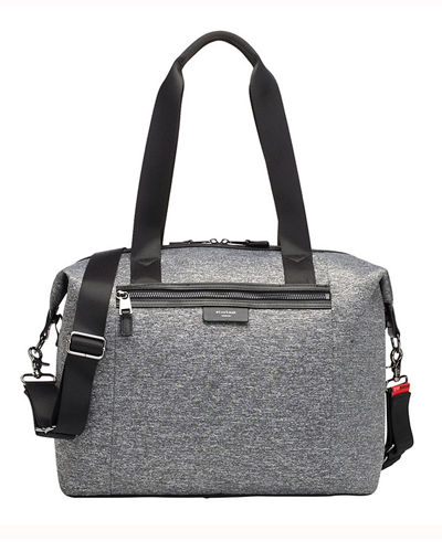 Storksak Stevie Luxe Diaper Tote Bag