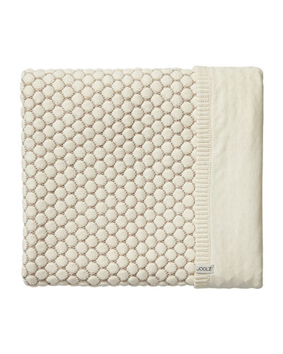 Essentials Honeycomb Baby Blanket