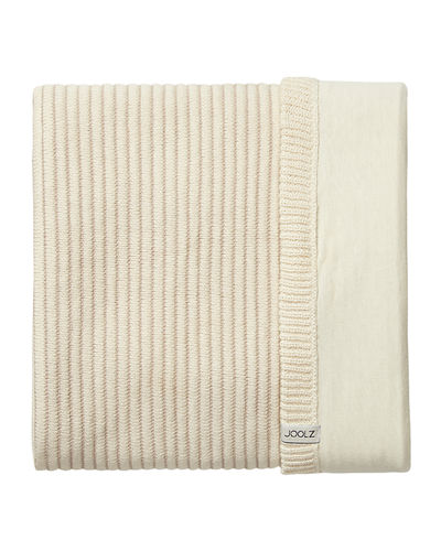 Essentials Ribbed Baby Blanket