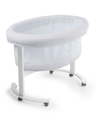 Micuna Smart Fresh Luce Wooden Bassinet with Fabric
