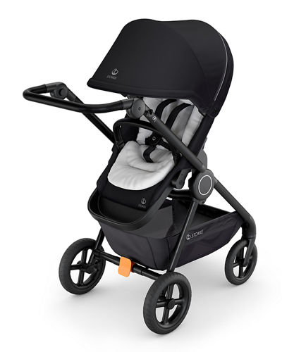 Cosy Toes Compatible with Uppababy Minu Premium Footmuff Black Jack